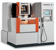 maquina Charmilles robofil 240